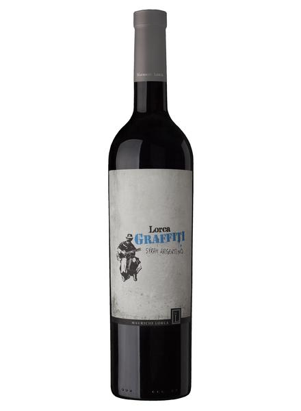 Graffiti Syrah 2015/17