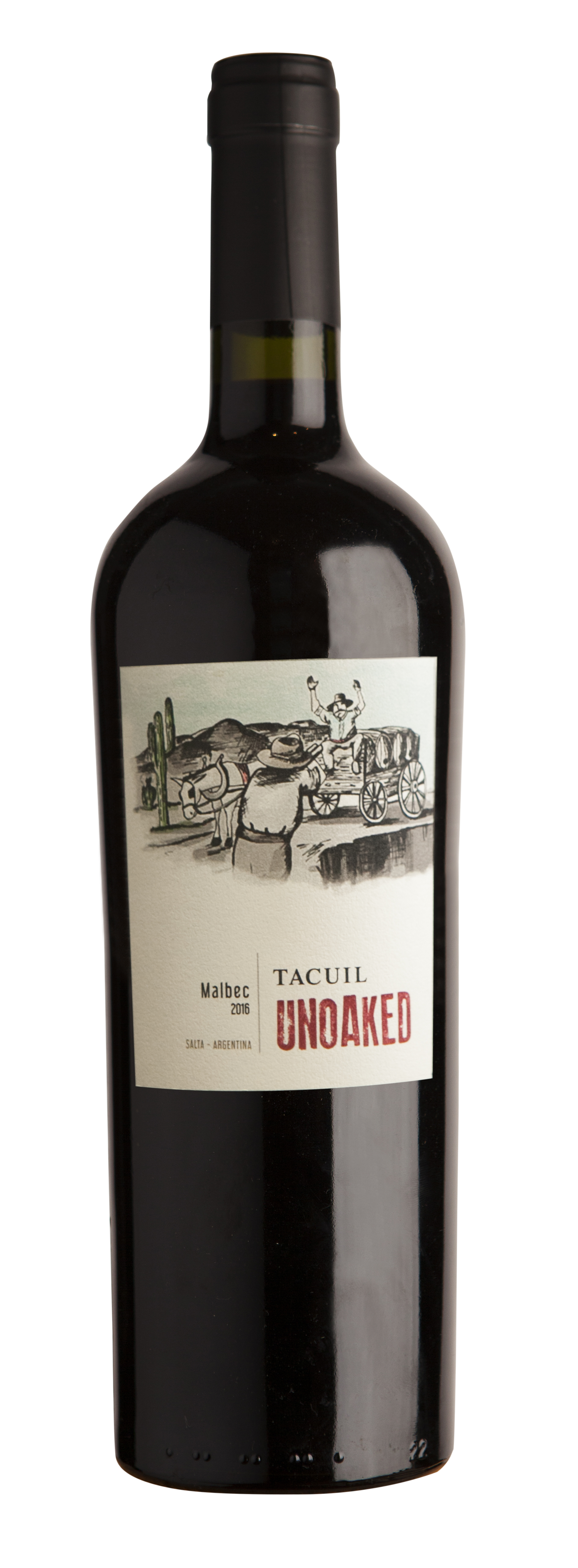 Tacuil Unoak Malbec 2016